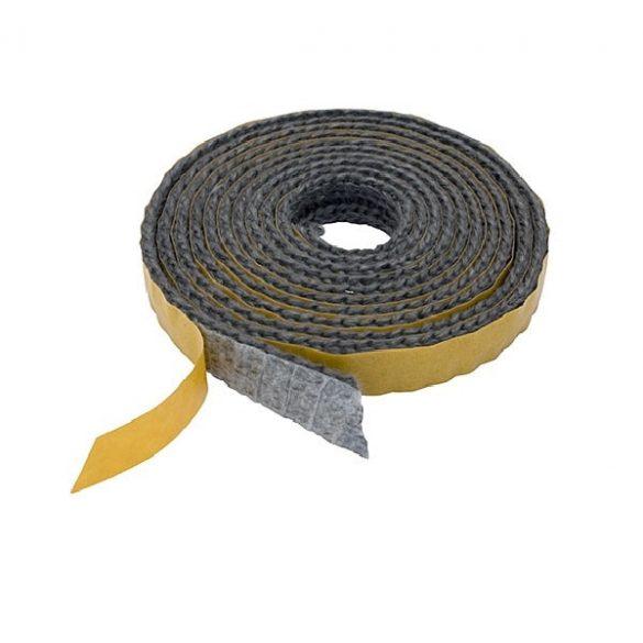 Öntapadós kerámia zsinór 10x4 mm, 1 méter