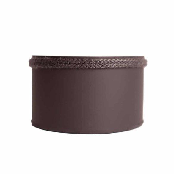 Bekötő-Szűkítő kerámia kéményhez, 1,5 mm vtg. 130/120