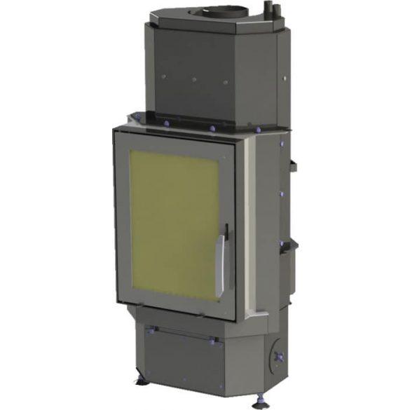 ABX Derby Plan aqua 10 kW vízteres zárt égésterű kandallóbetét