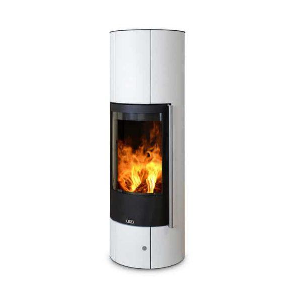 ABX Oregon 6 kw hőtárolós modern zárt égésterű kandallókályha