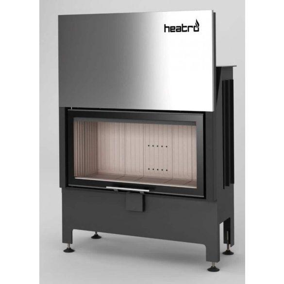 Hajduk Heatro 81H modern zárt égésterű kandallóbetét