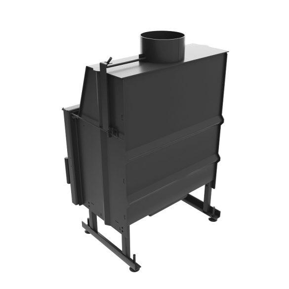 KFD ECO 70 Bal 14 kW sarok kandallóbetét