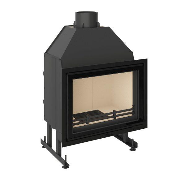 KFD Eco i 70 14 kW modern zárt égésterű kandallóbetét