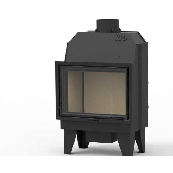 KFD ECO iLine 5172_V2 13 kW modern zárt égésterű kandallóbetét