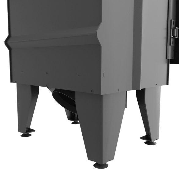 KFD ECO iLine 5172 Bal 13 kW modern zárt égésterű sarok kandallóbetét