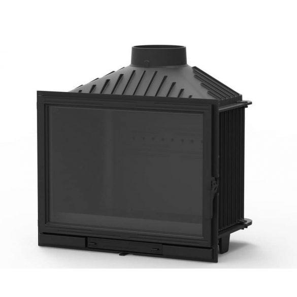 KFD Eco Lux/Max 14: 14 kW-os modern öntvény kandallóbetét