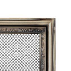 Antikolt, 17x17 cm-es, szellőzőrács