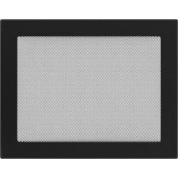 színes, 22x30 cm-es, egyszerű szellőzőrács fekete
