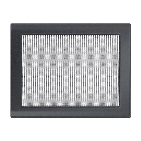 színes, 22x30 cm-es, egyszerű szellőzőrács grafit