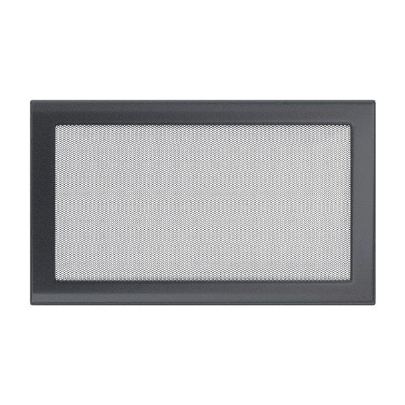 színes, 22x37 cm-es, egyszerű szellőzőrács grafit