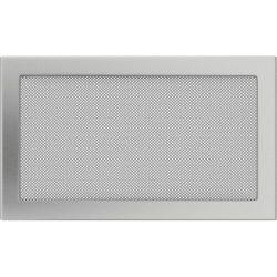 Inox, 22x37 cm-es, szellőzőrács