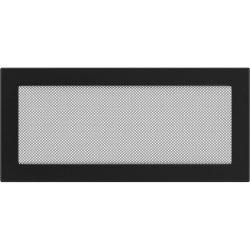 színes, 17x37 cm-es, egyszerű szellőzőrács fekete