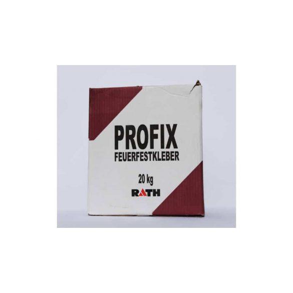Profix flexibilis ragasztó tűzálló habarcs 20 kg